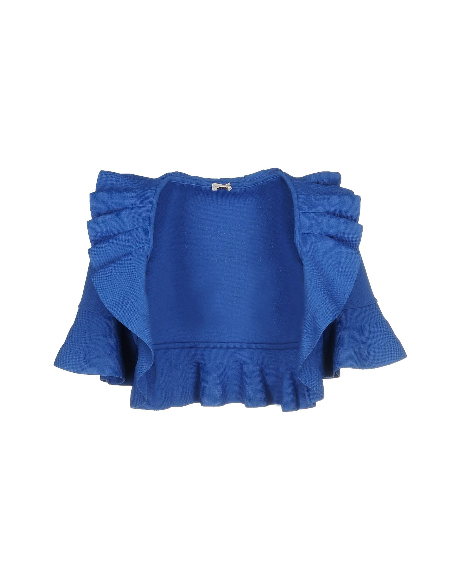 SATU´ Damen Bolero Farbe Königsblau Größe 4
