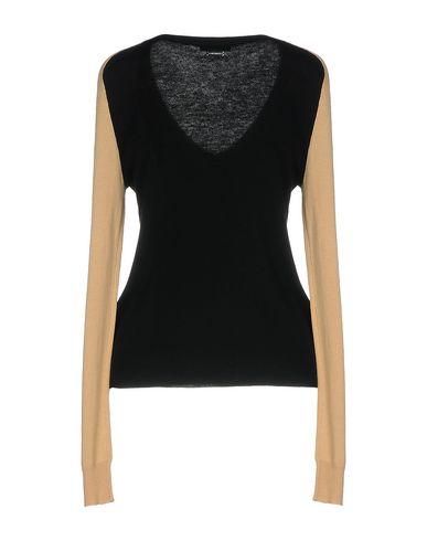 Фото 2 - Женский свитер CRISTINAEFFE черного цвета