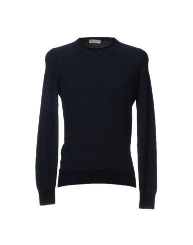 Купить Мужской свитер GRAN SASSO темно-синего цвета