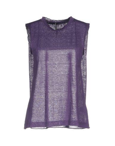 Фото - Женский свитер  фиолетового цвета