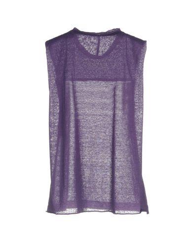 Фото 2 - Женский свитер  фиолетового цвета