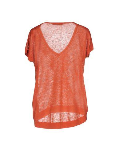 Фото 2 - Женский свитер CARACTÈRE ржаво-коричневого цвета