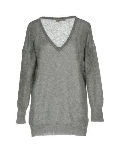 Фото - Женский свитер 19.70 NINETEEN SEVENTY серого цвета