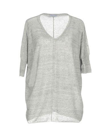 Фото - Женский свитер GRAN SASSO серого цвета