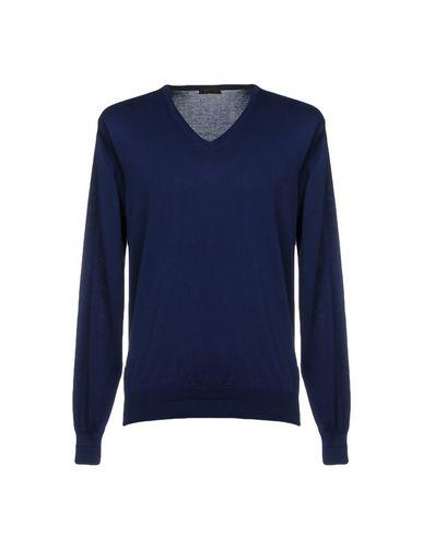 Фото - Мужской свитер AT.P.CO темно-синего цвета