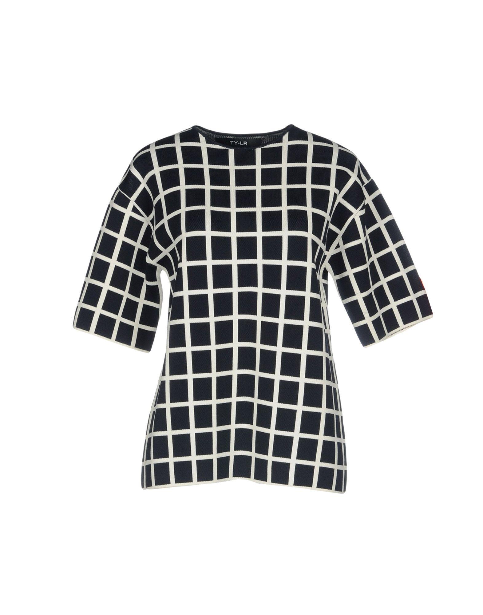 TY-LR Sweater in Dark Blue