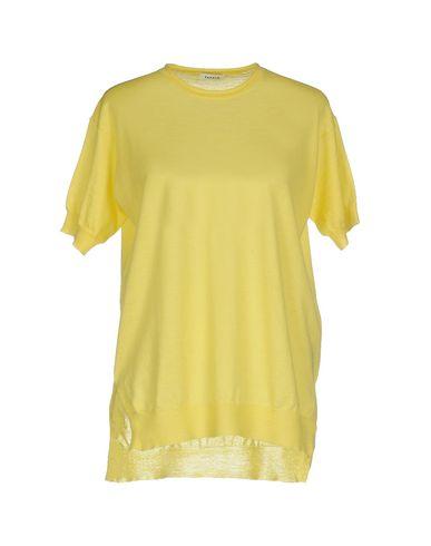 Купить Женский свитер P.A.R.O.S.H. желтого цвета
