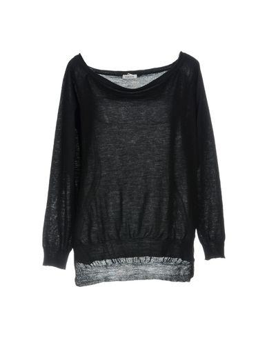 Фото - Женский свитер P.A.R.O.S.H. черного цвета