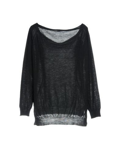 Фото 2 - Женский свитер P.A.R.O.S.H. черного цвета