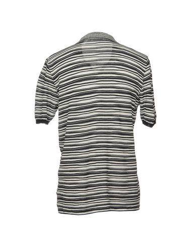Фото 2 - Мужской свитер ROBERTO COLLINA свинцово-серого цвета