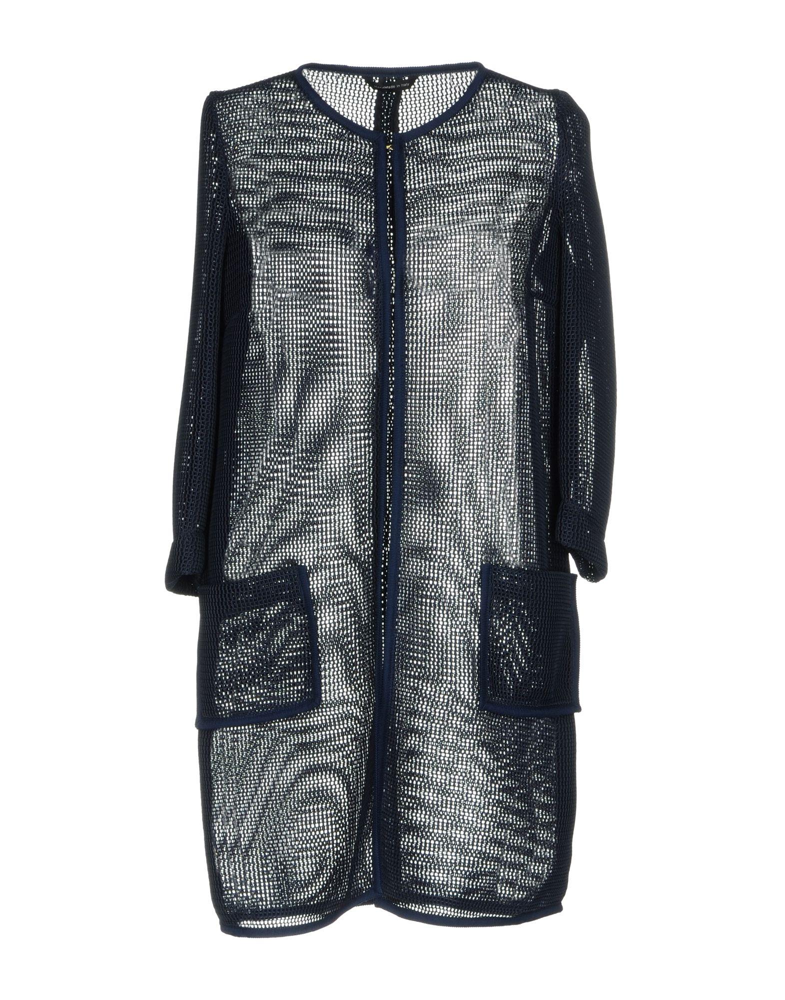 TONELLO Легкое пальто tonello джинсовая верхняя одежда