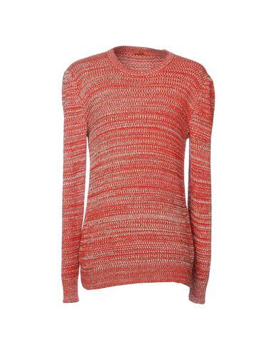Фото - Мужской свитер BARENA красного цвета