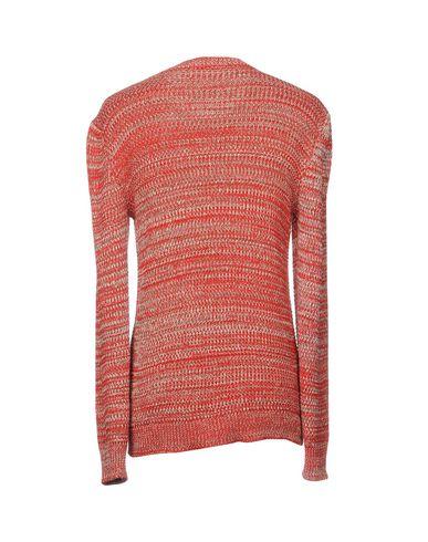 Фото 2 - Мужской свитер BARENA красного цвета