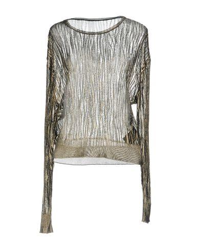 Фото - Женский свитер  золотистого цвета