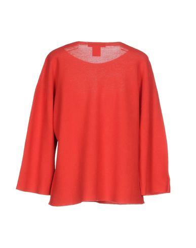 Фото 2 - Женский свитер FABIANA FILIPPI красного цвета