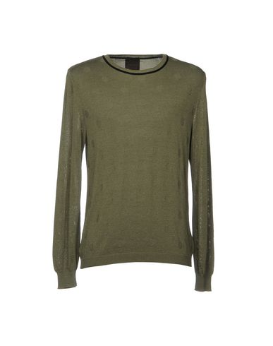 Фото - Мужской свитер RELIVE цвет зеленый-милитари