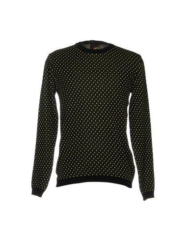 Фото - Мужской свитер RELIVE черного цвета