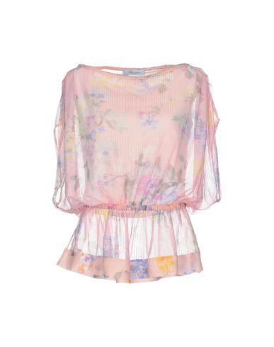 Фото - Женскую блузку  розового цвета