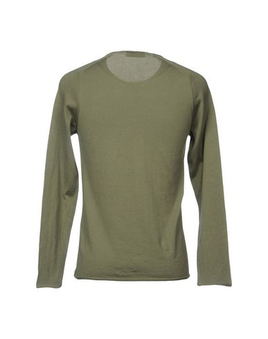 Фото 2 - Мужской свитер AGLINI цвет зеленый-милитари