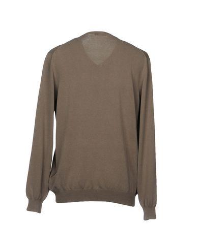 Фото 2 - Мужской свитер FAY серого цвета