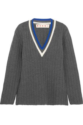 MARNI Wool-blend sweater