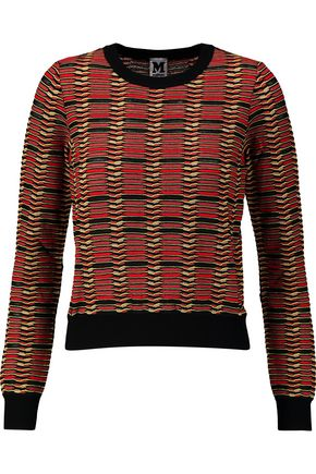 M MISSONI Stretch-knit sweater