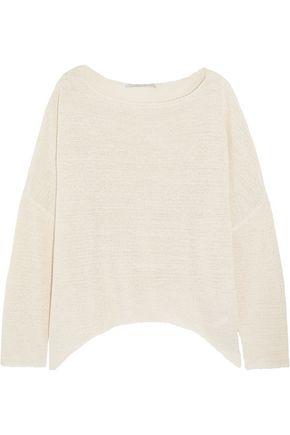 STELLA McCARTNEY Oversized open-knit sweater