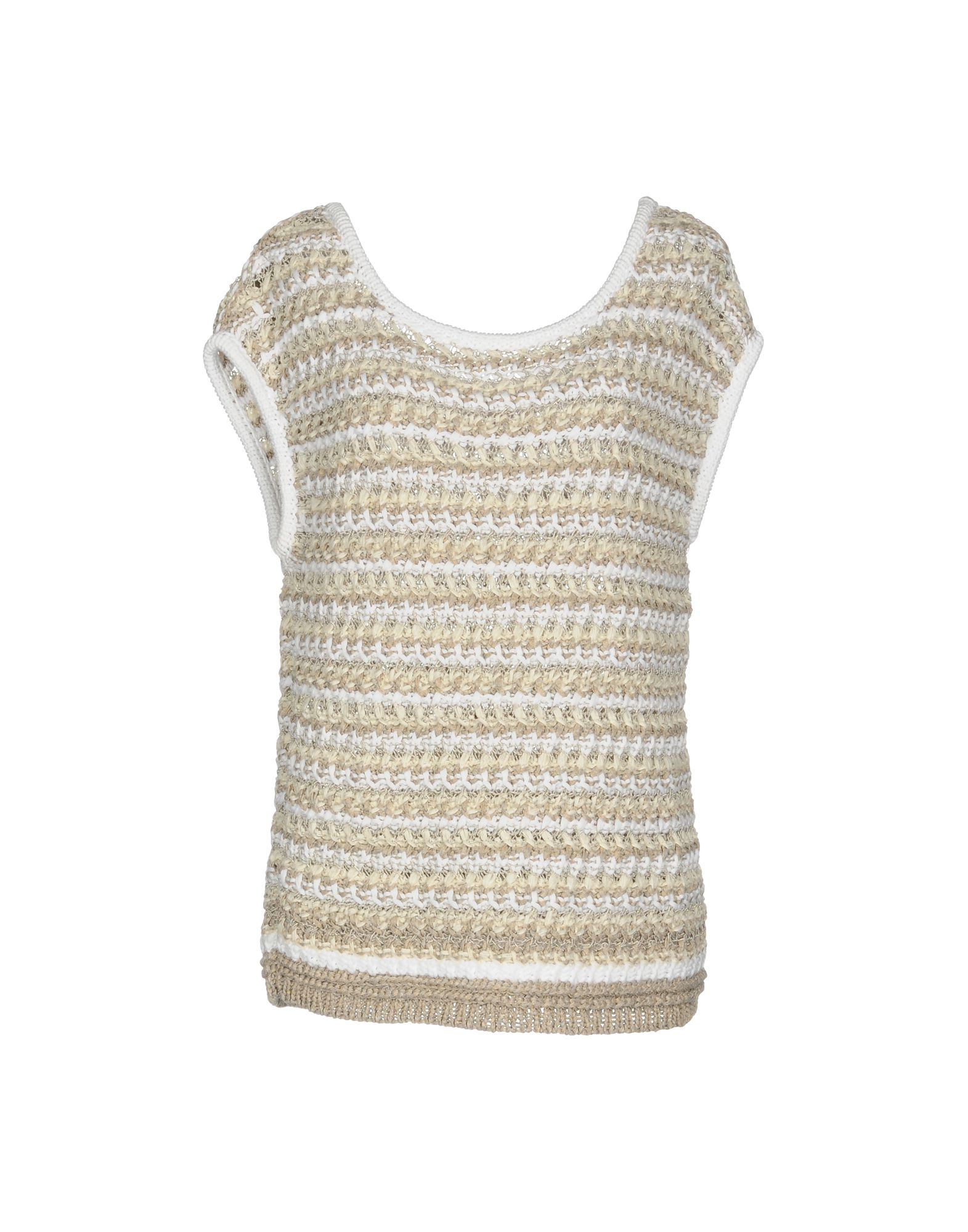 MAISON ULLENS Sweater in Ivory