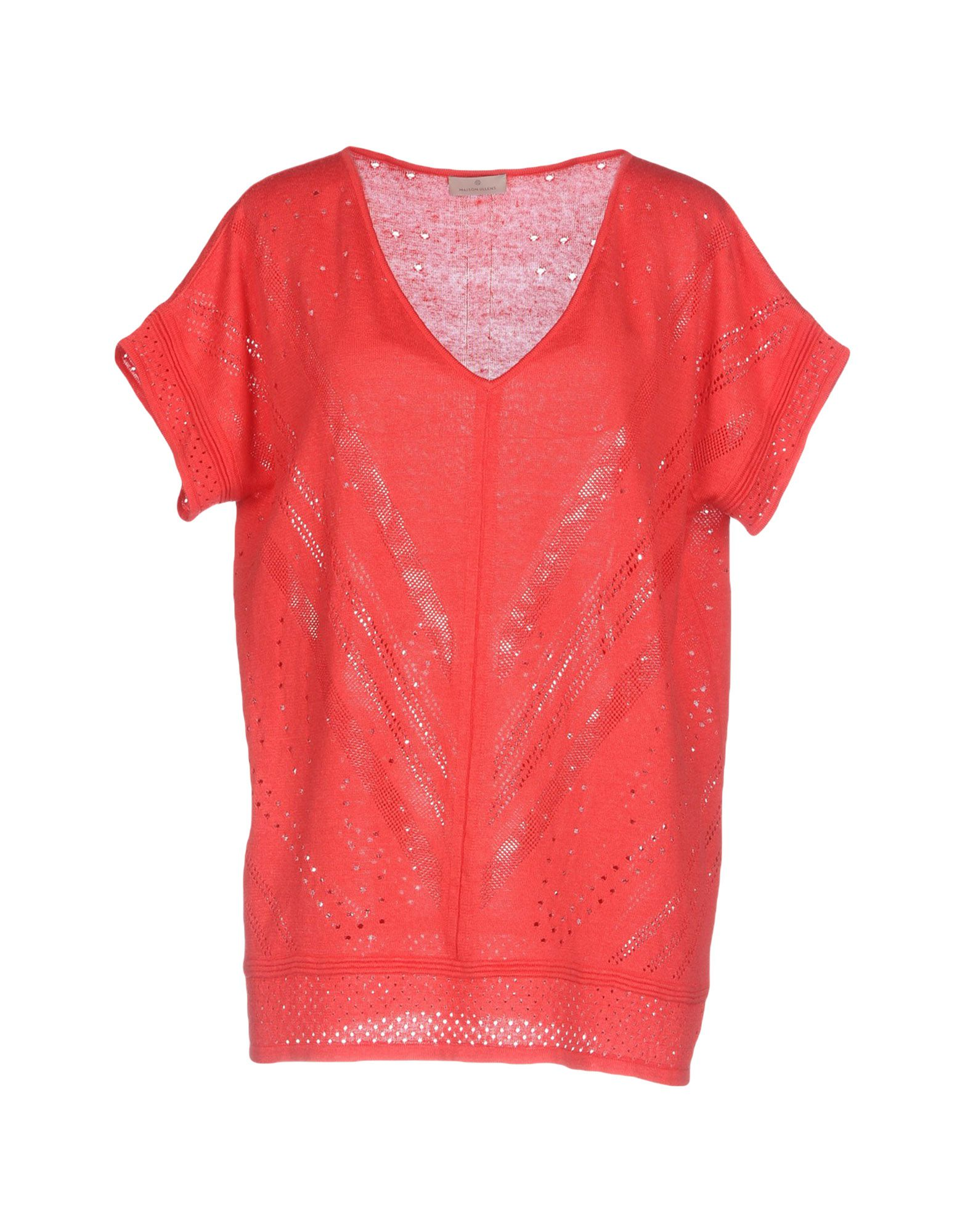 MAISON ULLENS Sweater in Coral