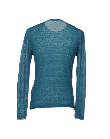 Фото 2 - Мужской свитер  цвет цвет морской волны