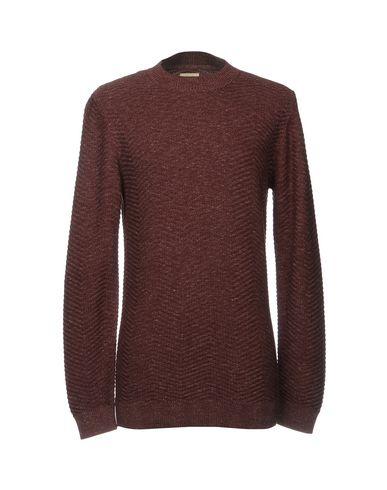 Фото - Мужской свитер  цвет баклажанный