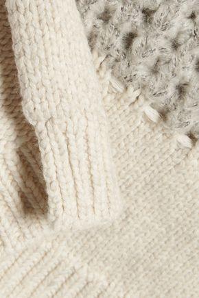 LINE Bennet open-knit sweater