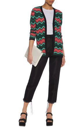 M MISSONI Crochet-knit cardigan