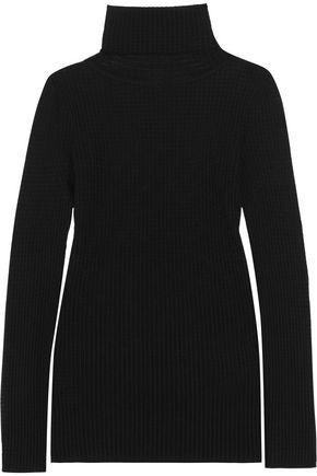 MISSONI Ribbed wool-blend turtleneck sweater