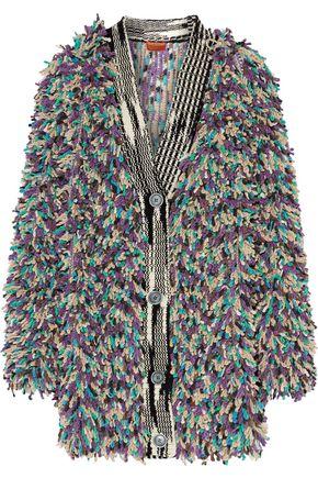 MISSONI Cashmere-blend bouclé coat