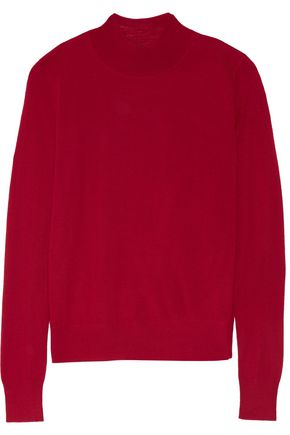 THEORY Sallie merino wool sweater