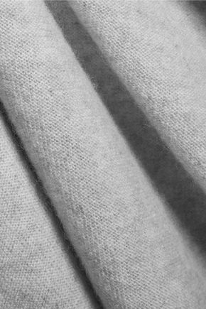 AUTUMN CASHMERE Ruffled cashmere cardigan