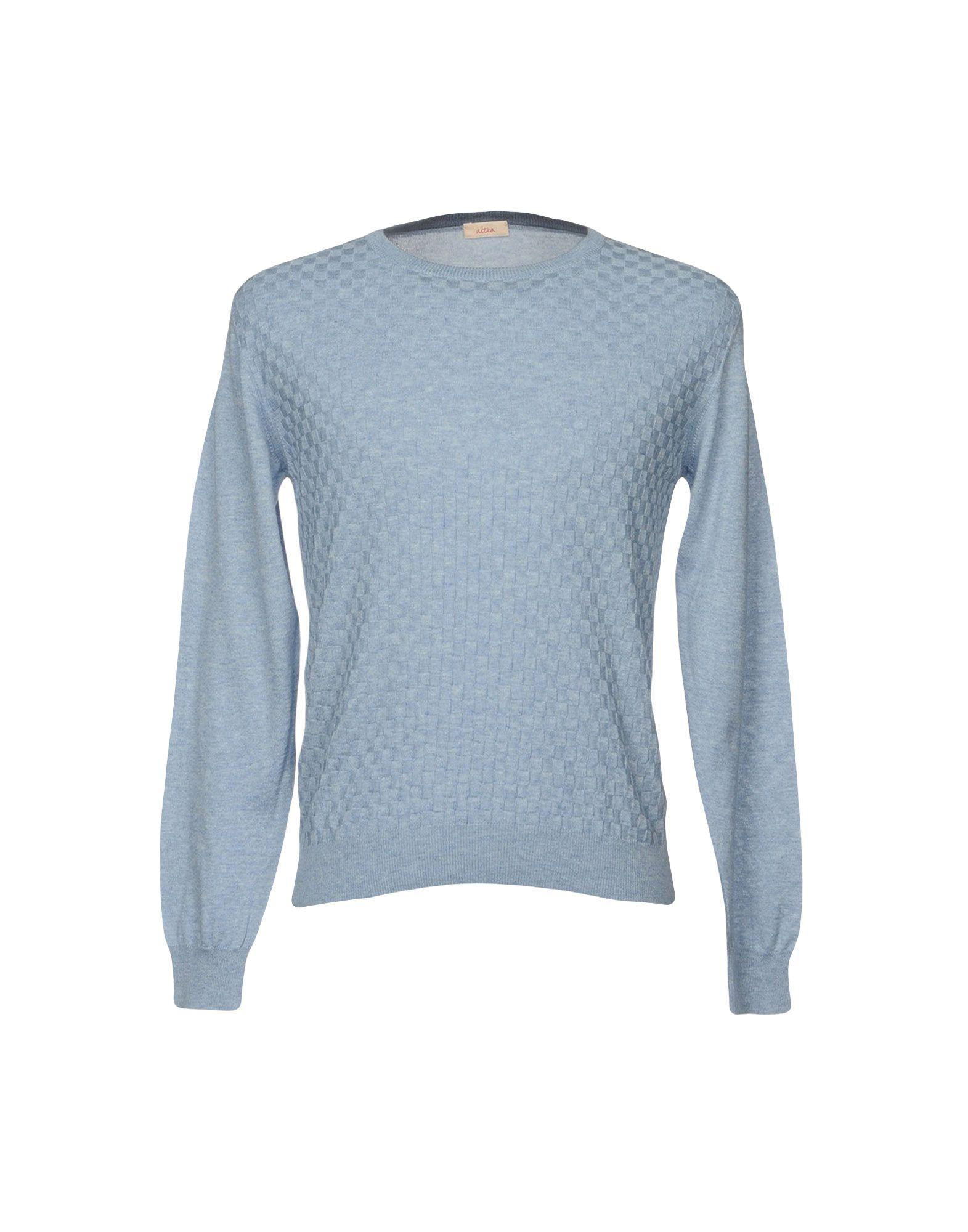 ALTEA dal 1973 Свитер altea dal 1973 джинсовая рубашка