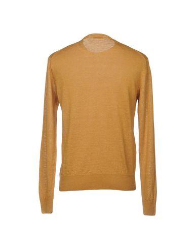 Фото 2 - Мужской свитер  цвет верблюжий