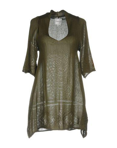 Купить Женский свитер ANNARITA N TWENTY 4H цвет зеленый-милитари