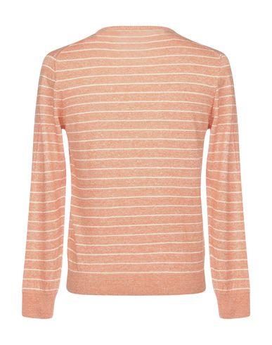 Фото 2 - Мужской свитер LUIGI BORRELLI NAPOLI оранжевого цвета