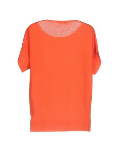 Фото 2 - Женский свитер NEERA оранжевого цвета
