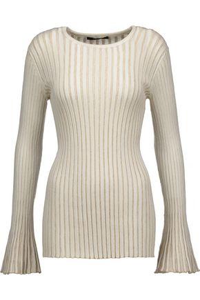 DEREK LAM Ribbed-knit sweater