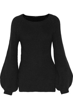 DEREK LAM Ribbed cashmere sweater