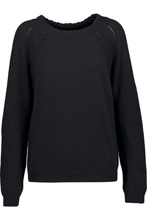 BELSTAFF Wen wool and cashmere-blend sweater