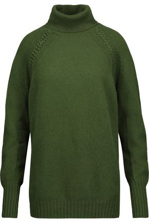 BELSTAFF Whitton wool and cashmere-blend turtleneck sweater