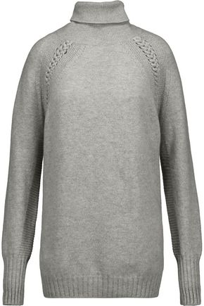 BELSTAFF Whitton wool and cashmere-blend turtleneck sweater
