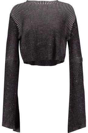 ELLERY Samurai ribbed merino wool sweater