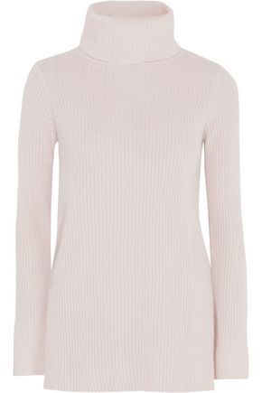 LINE Aurora cashmere turtleneck sweater