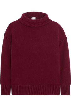 IRIS AND INK Bianca cashmere turtleneck sweater